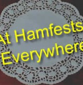 Doilies Big Hit At Hamfest Despite Initial Reservations
