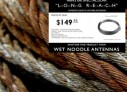 Wet Noodle Antennas Introduces New Long Reach Antenna