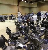 Hamvention Makes New Scooter-Only Policy